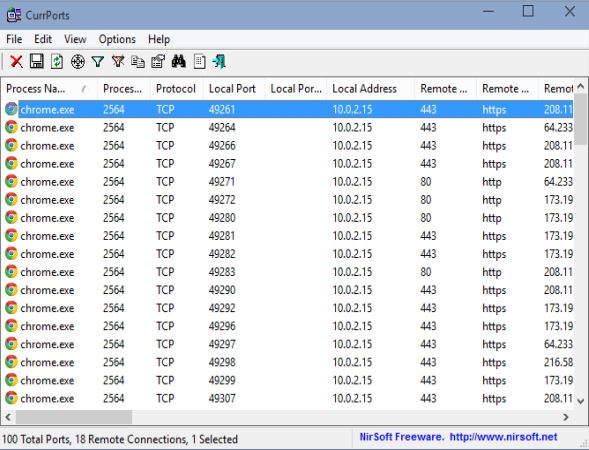 port monitoring software windows 10 1