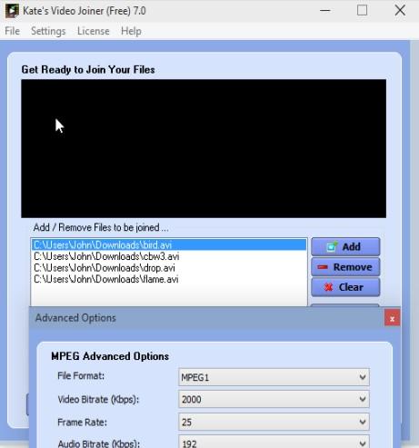 video joiner software windows 10 3