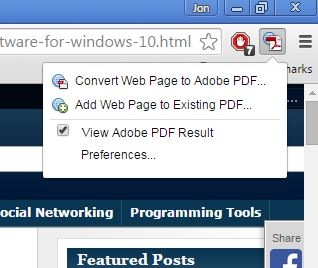 website to pdf extensions chrome 3