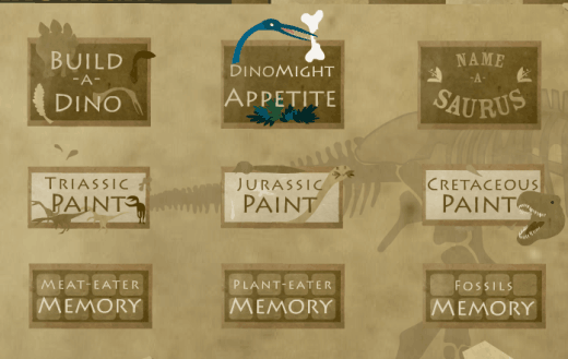 DinoMight