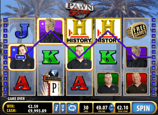 Pawn Star Slots