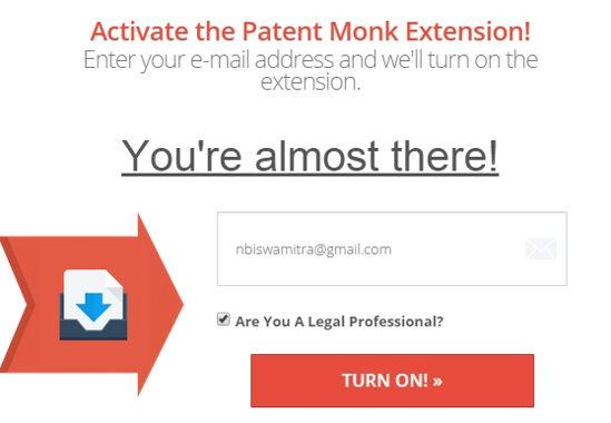 Patent Monk Ext