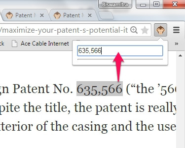 Patent Monk Search From Site