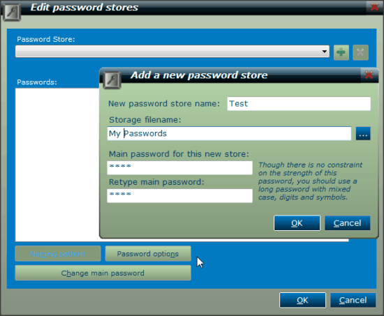 SlimKey slimLAUNCHER.PASSWORD