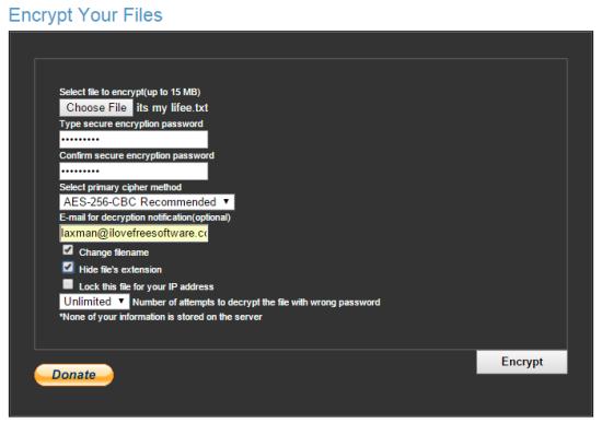 VMola.com- interface
