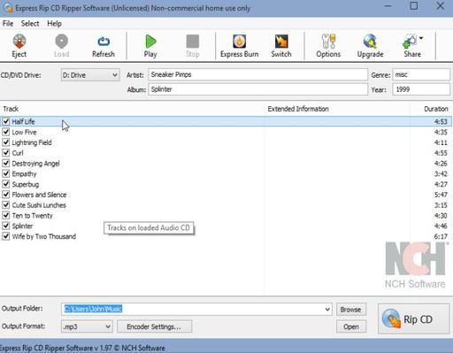 audio cd ripper software windows 10 3