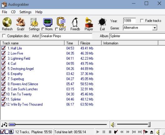 audio cd ripper software windows 10 4