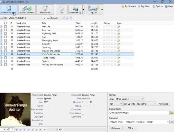 audio cd ripper software windows 10 5