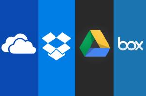 comparison of 15 best free cloud storage services