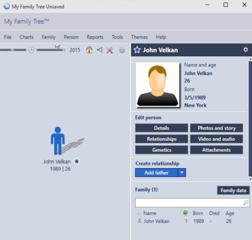 genealogy software windows 10 4