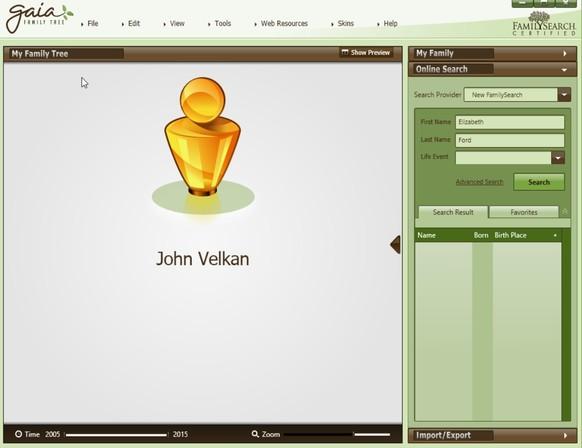 genealogy software windows 10 5
