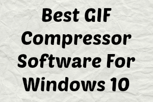Gif Compressor Software Download For Mac