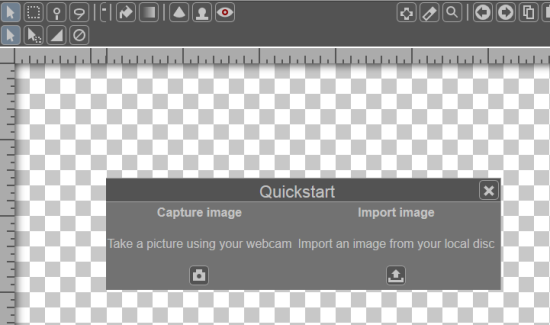 import an image