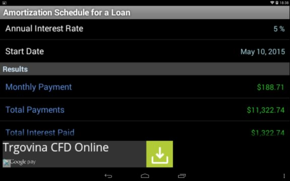 loan calculator apps android 3