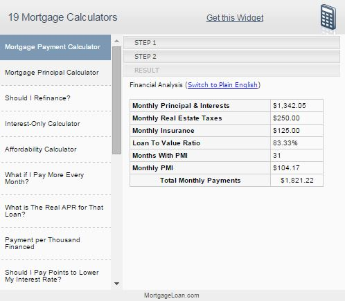 loan calculator extensions chrome 3