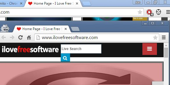 open in incognito extensions chrome 3