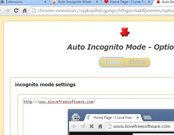 open in incognito extensions chrome 4