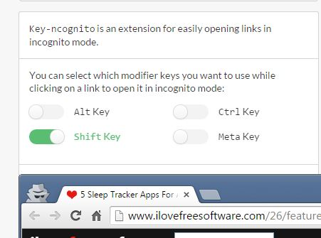 open in incognito extensions chrome 5