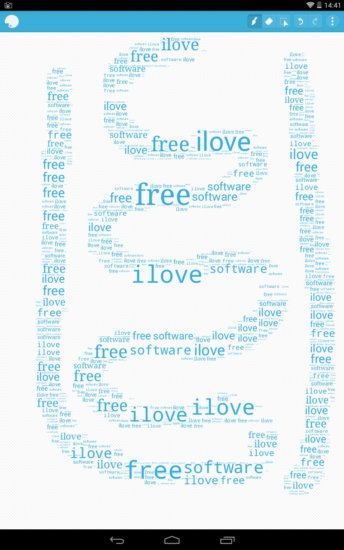 text art apps android 2
