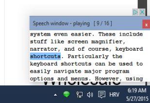 text to speech software windows 10 4