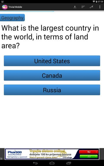 trivia apps android 5