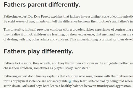 learn parenting online