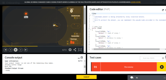 Learn PHP While Playing