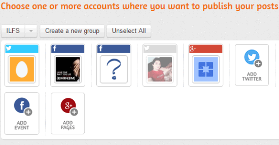 connect your accounts