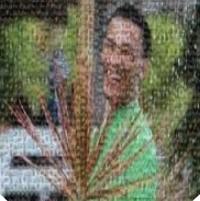 create photo mosaic-icon