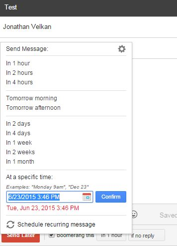 gmail scheduler extensions chrome 1