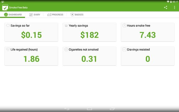 quit smoking apps android 2