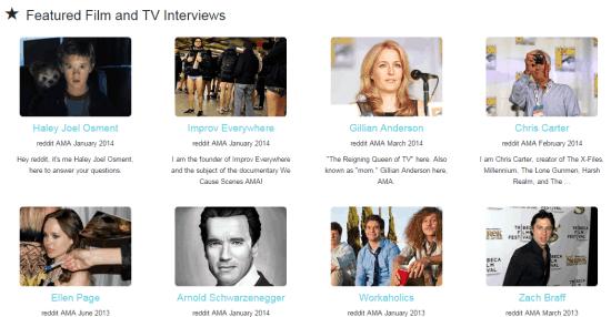 Featured Interviews