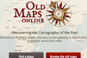 Find and Explore Historical Maps- Old Maps Online