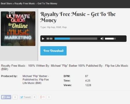 download rap instrumentals