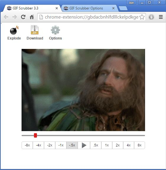 GIF player extensions chrome 1