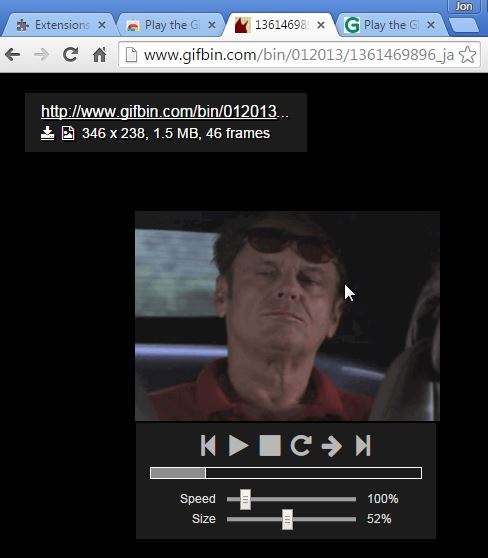 GIF player extensions chrome 3