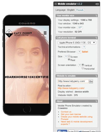 MobilePhoneEmulator