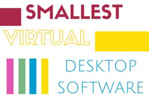 Virgo- free and smallest virtual desktop software