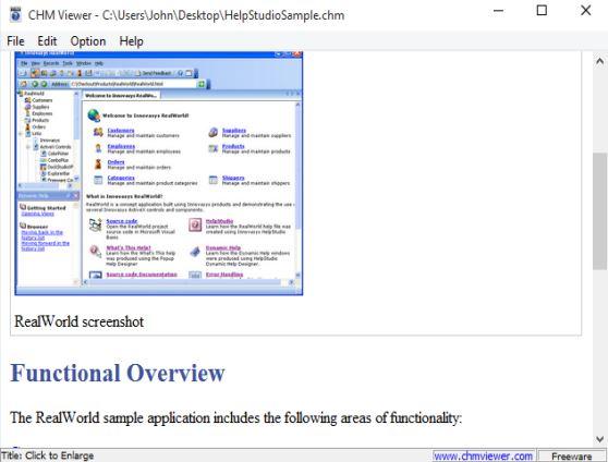 Chm file mac