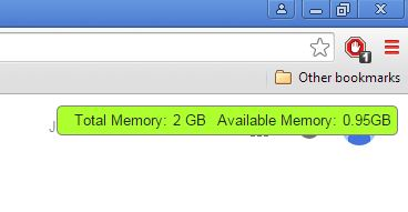 memory monitor extensions chrome  4