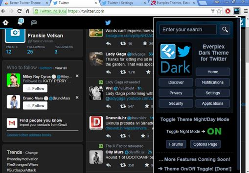 twitter ui customizer extensions chrome 1