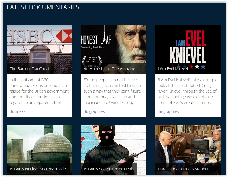 5 Websites To Watch Free Documentaries Online