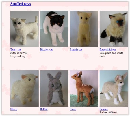learn to make stuffed toys