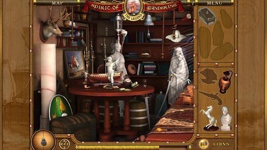Spirit Of Wandering gameplay