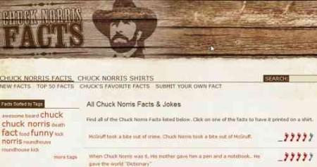 chucknorrisfacts