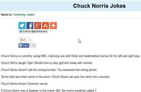 jokes4us chuck norris