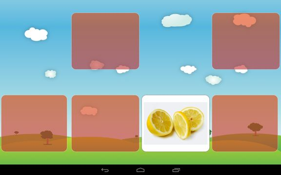kids fruits and vegetables apps android 4