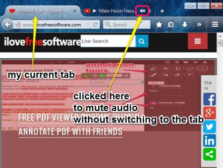 no tab switching