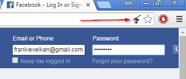 password revealer extensions chrome 2