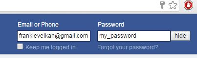 password revealer extensions chrome 3